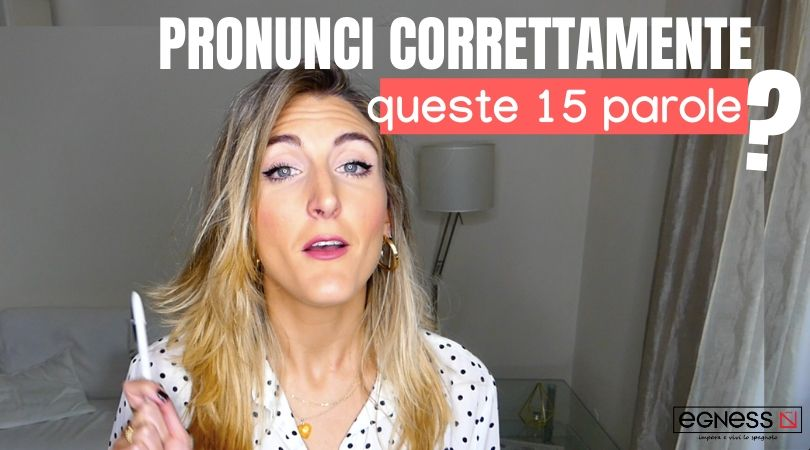 pronuncia spagnolo