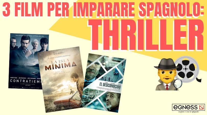 film spagnolo thriller