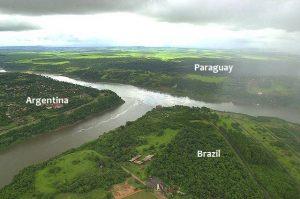 argentina confine