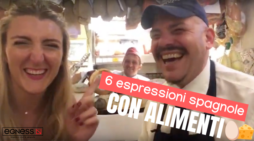 espressioni spagnole alimenti