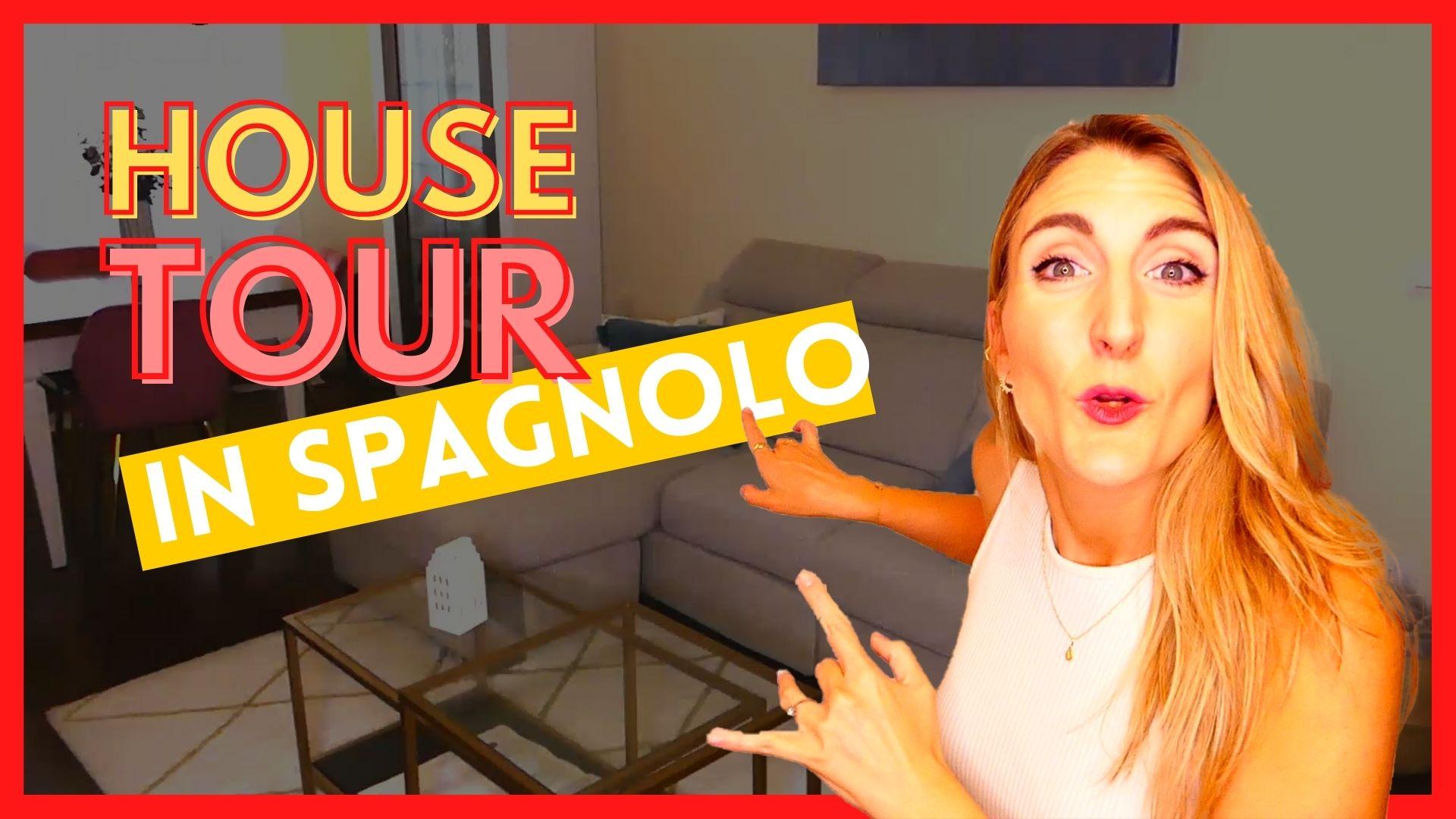 vocabolario spagnolo casa